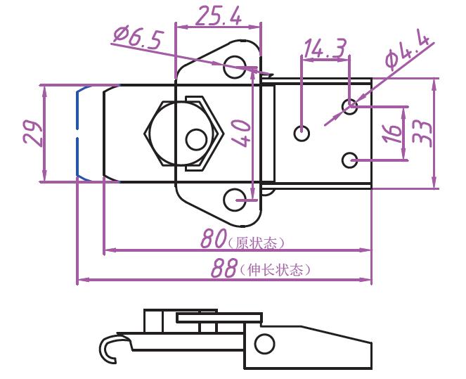 工业380v电箱电路图